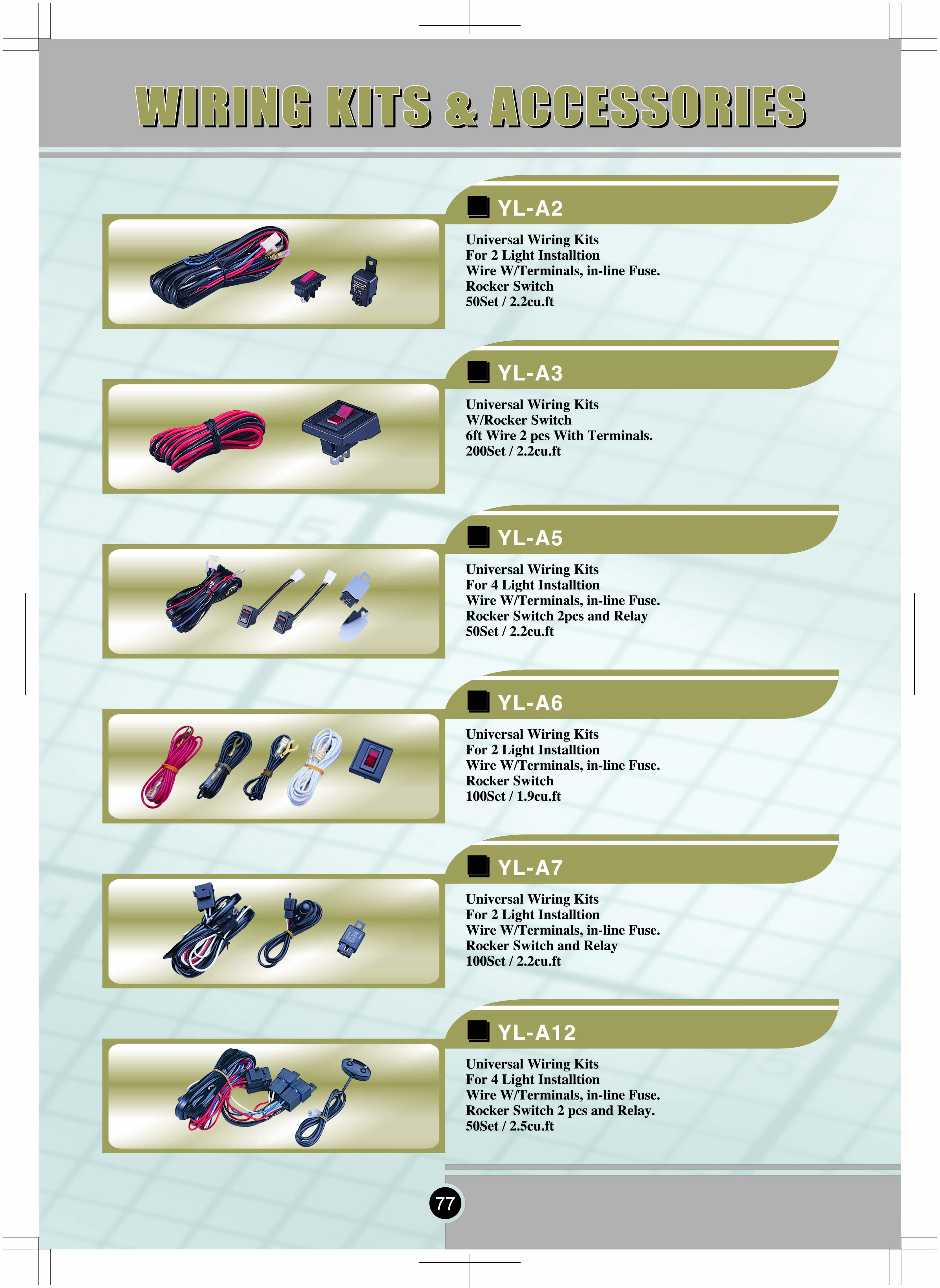 satuga wiring kits & accessories Wiring a Relay for Accessories  Home Audio Wiring Accessories List Auto Electrical Wiring Stereo Plug Wiring